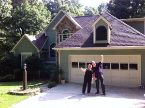 diane peter new house closing celebratory pic - a few words from valued clients