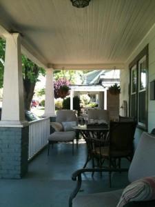 porch NoDa Charlotte