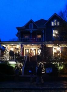 Enjoy the Festive Fourth Ward Holiday Home Tour