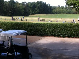 ballantyne golf range