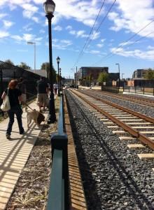 Charlotte Light Rail-Lynx Blue Line