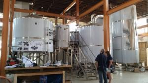 noda brewing tanks
