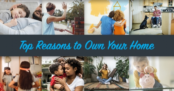 Top Reasons to Own Your Home [INFOGRAPHIC]   Simplifying The Market